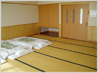 客室Bタイプ(18畳)3室