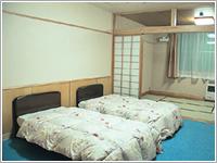 特別室(ツイン+7.5畳)1室