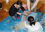 竹の器と箸つくり体験